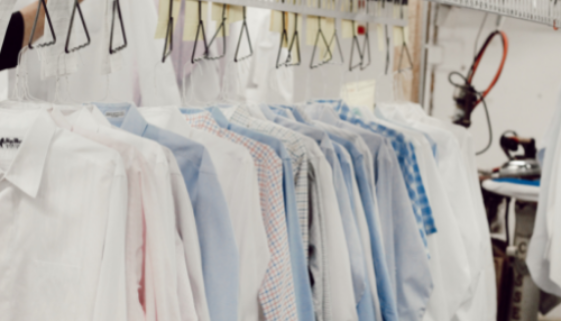 Dry Cleaned Garments